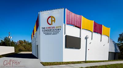 C.A.C., Sailor Circus Arena Front