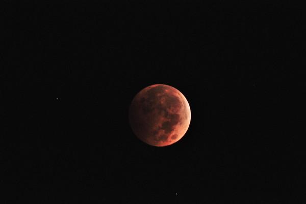 Total Lunar Eclipse 10.8.2014