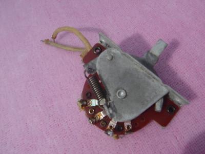 1964 Fender three way switch