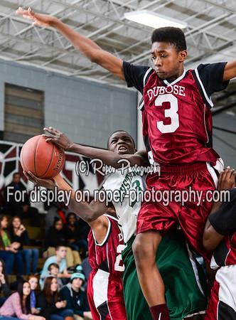 Gregg Middle School Basketball