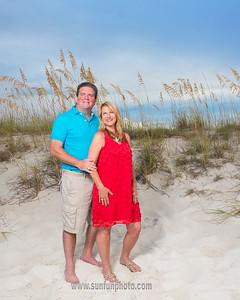 The Heiden Family Sunset Beach Photography Panama City Beach