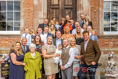 Kia & Josh Baby Christening (Sunday 7th October 2018)