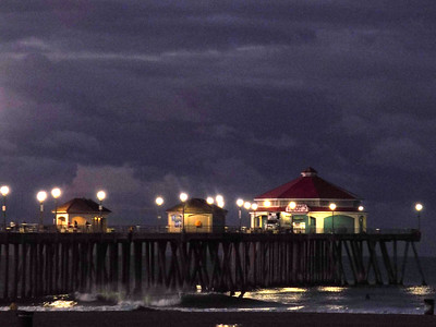ALL DECEMBER 2019 DAILY SURFING PHOTOS * H.B. PIER
