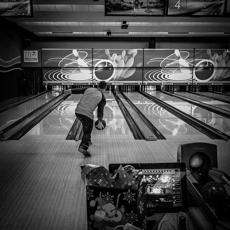 SG15B Xmas Bowling