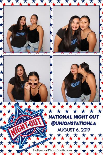 National Night Out @unionstationla
