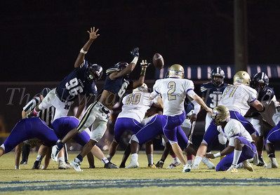 2017 East Coweta @ Newnan Rivalry