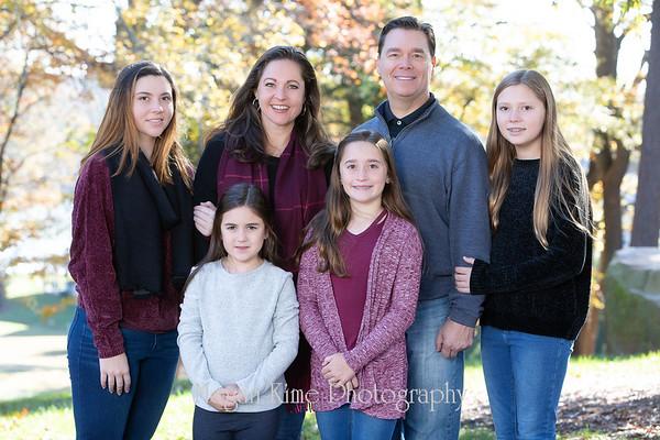 Henderson Family 2018