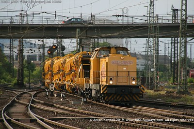 Diesel locomotives - main line