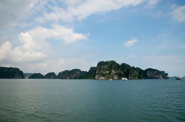 Halong Bay, Oct 2012