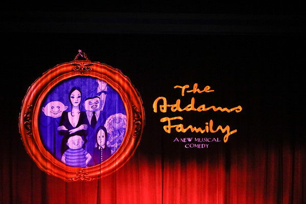 2018 Addams Family Preview Night Front of House