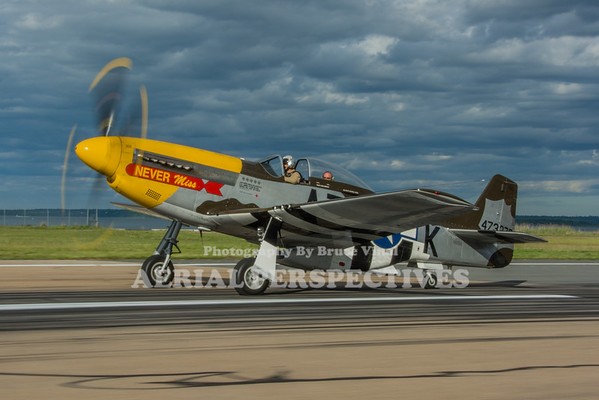 "P-51 ""Never Miss"""