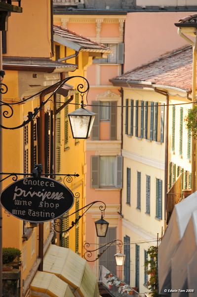 Lake Como, Italy - September 2008