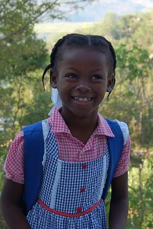 Ed's first  trip to Haiti - March 2012