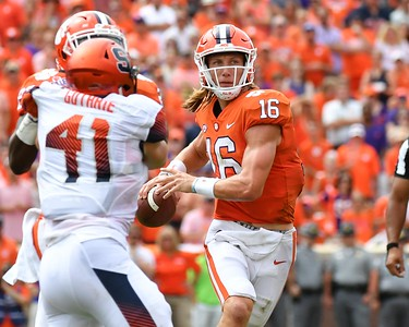 Clemson vs Syracuse Football 2018 - For Media Use Only