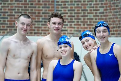 MHS Swim Meet 12-17-17