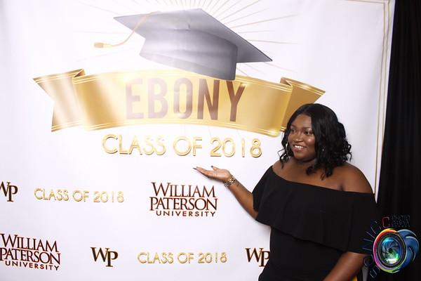 MAY 19TH, 2018: EBONY'S GRADUATION PARTY