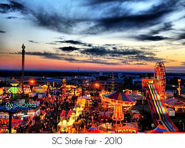Scene Round Town - South Carolina