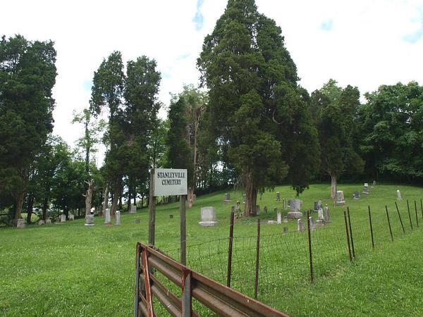 Harsha-Lewis Cemetery Tour