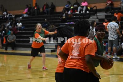 Alumni Basketball Ladies Game 3