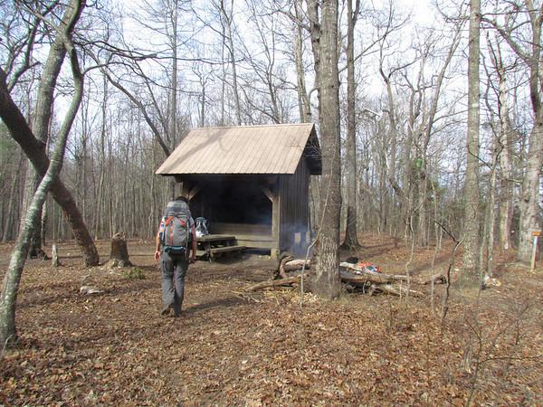 2011 Appalachian Trail, February