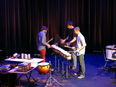 Iron Giant Percussion -May 29, 2014