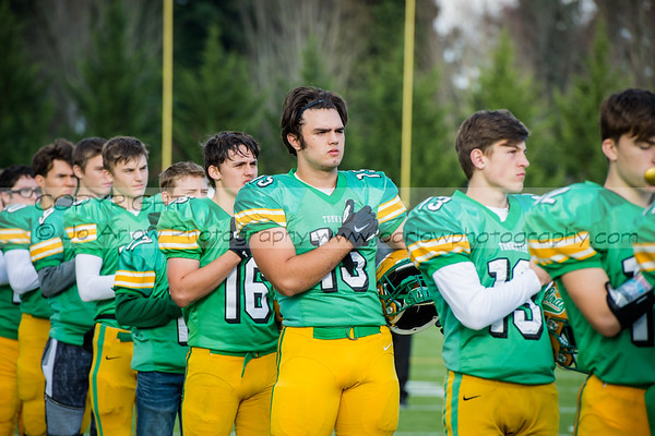 Tumwater vs. Prosser   November 10, 2018