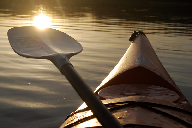 Sunset paddle.JPG