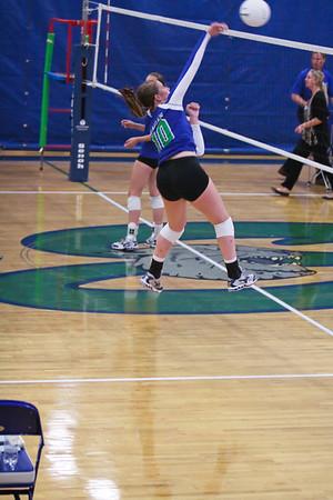 2011 Wildcat Volleyball