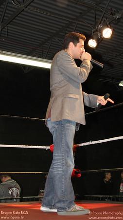 DGUSA 11/4/12 - Sami Callihan vs CIMA
