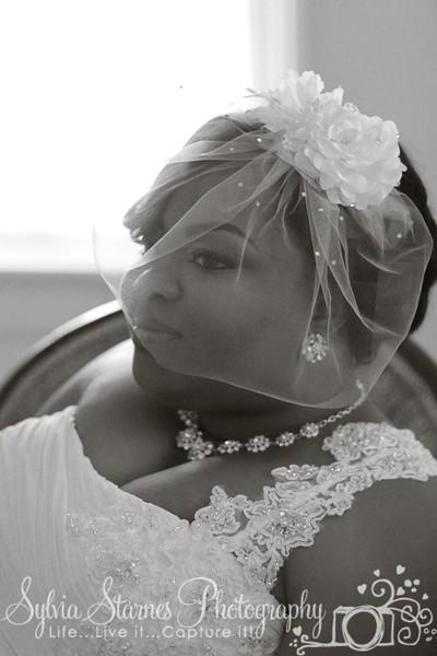 Clarissa's Corely's Bridal Portraits