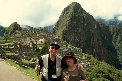 Llama Photos (at Machu Picchu) 12/2009