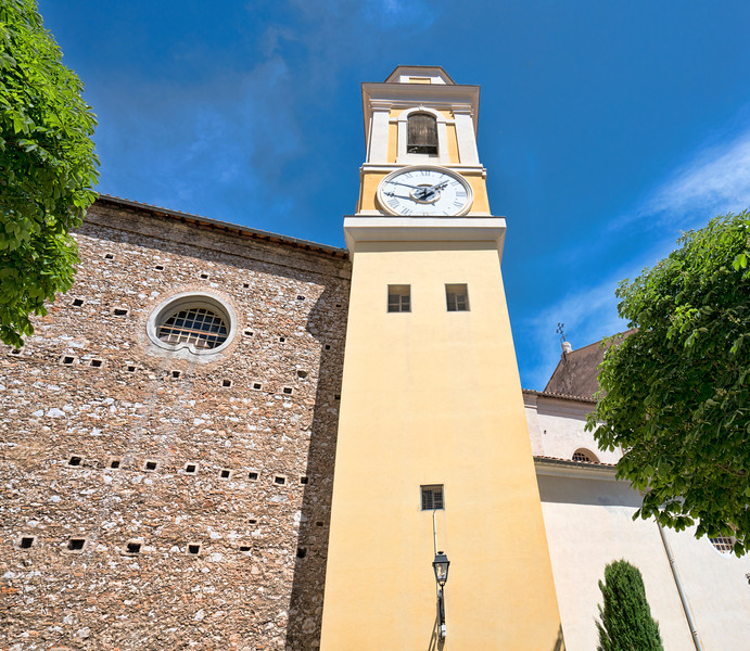 Clock and Bell Tower
