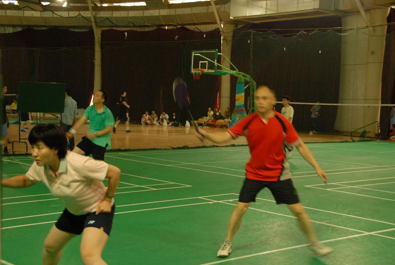 [20100918] Badminton PK with Hou Jiachang (13).JPG