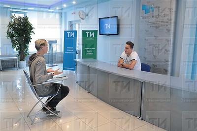 22.07.2019 Интервью с  ватерполистом Эмилем Зиннуровым (Рамиль Гали)