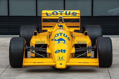 Senna Lotus 99T
