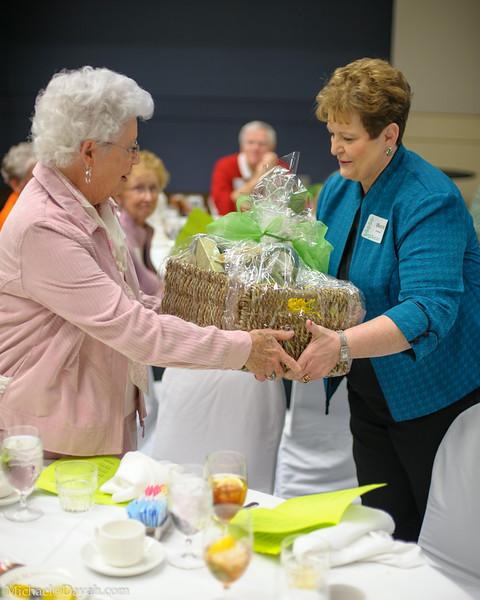 Volunteer Banquet 2011