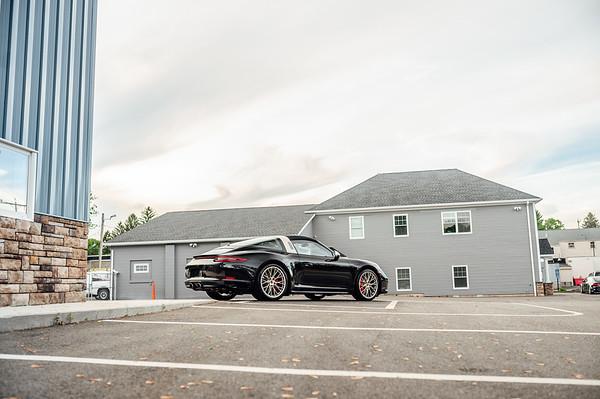 2019 Porsche Targa