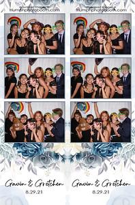 8/29/21 - Gavin & Gretchen Wedding