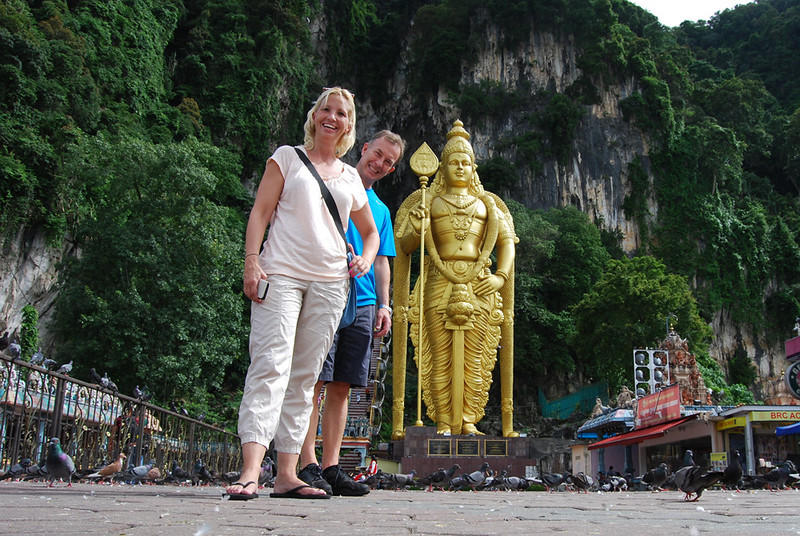 Jen and Tom at Batu Caves.jpg
