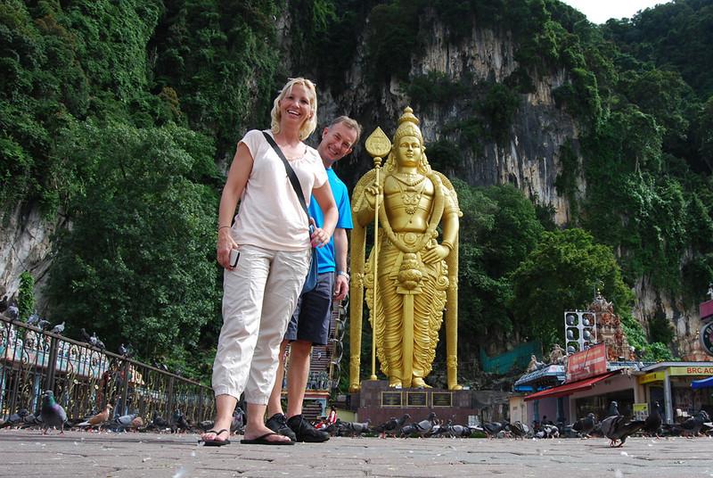 Jen and Tom at Batu Caves.jpg