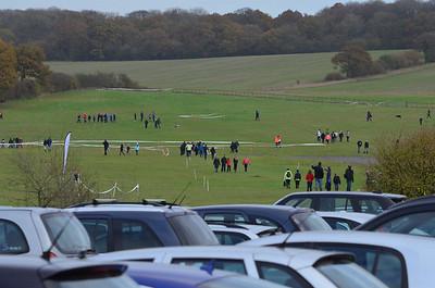 Hampshire Cross-County League - Match 3 - Popham