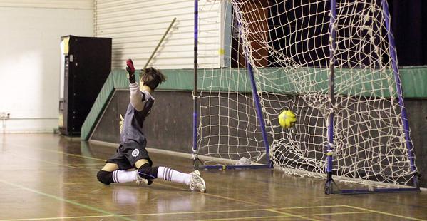 Futsal 9 Sept 2011