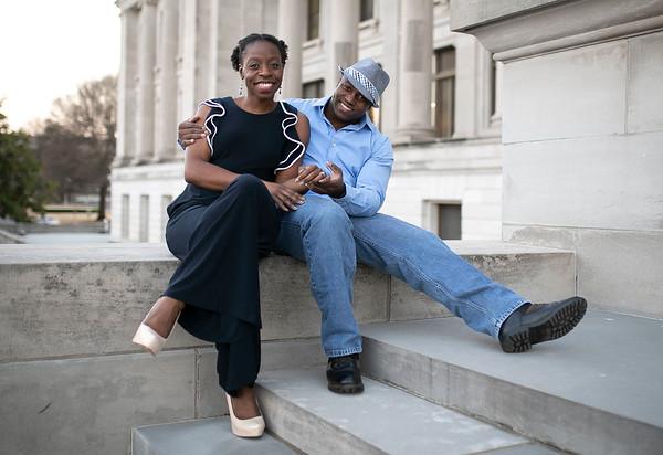 Tina and Robert