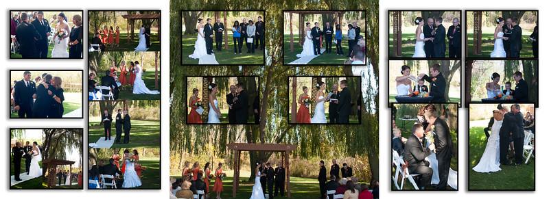 Miranda and Tom Wedding Album