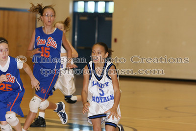 WNC Lady Royals VS IN Team Elite Blue