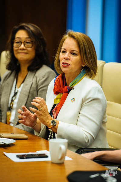 Evelyn Wever-Croes - Meeting - Prime Minister-57.jpg