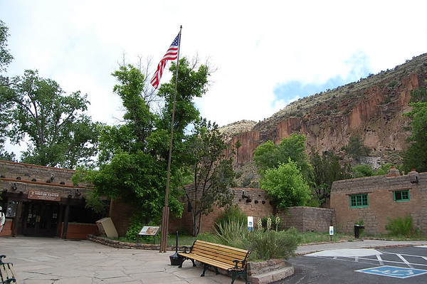 Journal Site 67: Bandelier National Monument, NM - June 12, 2007