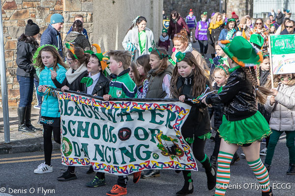 St. Patrick's Day Parade - Youghal - 2019