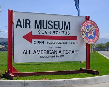 Yanks Air Museum & Planes of Fame Air Museum