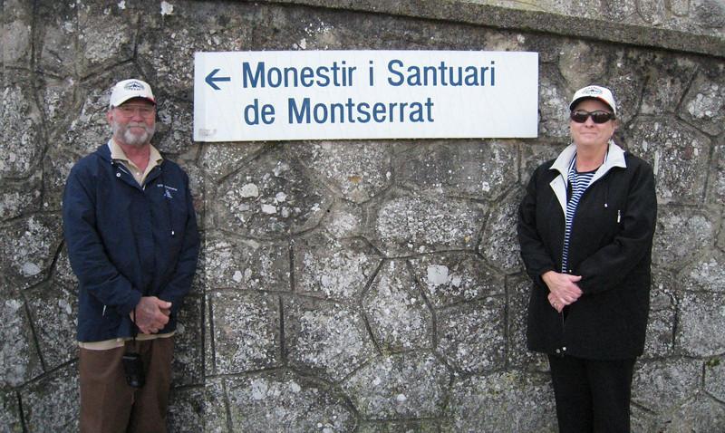 Montserrat, Spain - Monastary